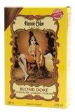 Henné Color Goudblond / Blond Doré poeder_