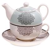 Tea for One Mandala_
