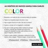 Hand van Fatima kleurboek 65 pagina's_