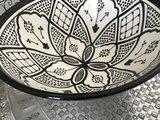 Kom aardewerk 40cm_