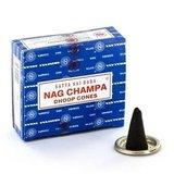 Nag Champa wierook dhoop cones _