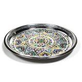 Kleurrijke Indiase schaal _