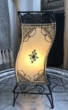 Staanlamp naturel zahia_