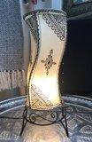 Staanlamp naturel Rawda_