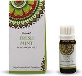 Goloka geurolie Fresh Mint 10 ml_