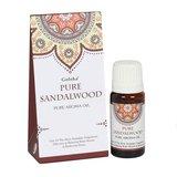 Goloka geurolie Pure Sandalwood 10ml_