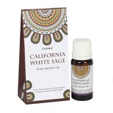 Goloka geurolie California White Sage 10ml_