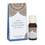 Goloka geurolie Spanish Rosemary 10ml_