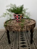 Berber mand  naturel rose zwart _