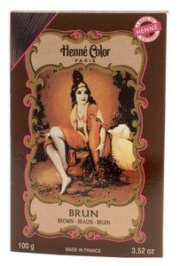 Henné Color Bruin / Brun poeder