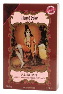 Henné Color Superrood / Auburn poeder