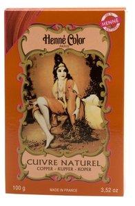 Henné Color Koper / Cuivre poeder