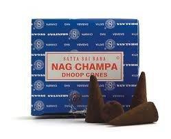 SATYA Nag Champa wierookkegels