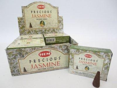 HEM wierookkegels Precious Jasmine