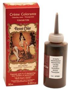 Henné Color Rood / Acajou crèmekleuring