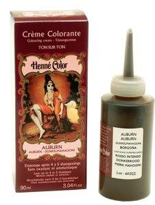Henné Color Superrood / Auburn crèmekleuring