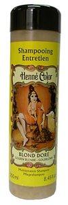 Henné Color Goudblond / Blond Doré shampoo