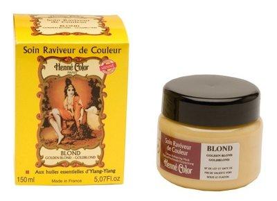 Henné Color Goudblond / Blond Doré masker