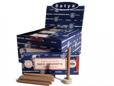 Nag Champa wierook dhoop sticks 30gr