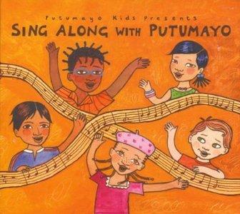 cd Sing Along with Putumayo