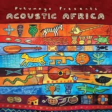 cd Acoustic Africa