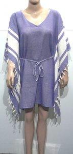 Fouta kleedje violet