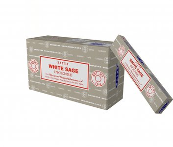Satya White Sage wierookstokjes 15gr
