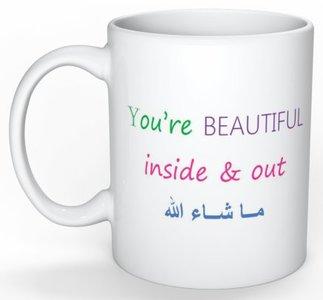 Koffietas/mok  Beautiful