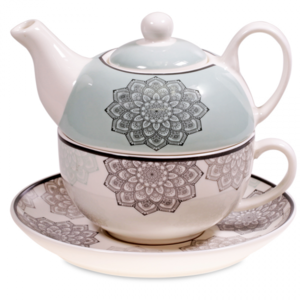 Tea for One Mandala