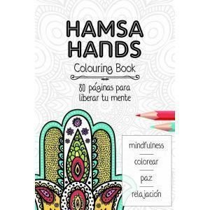 Hand van Fatima kleurboekje 80 pagina's