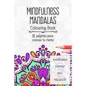 Mindfulness Mandala's kleurboekje 80 pagina's