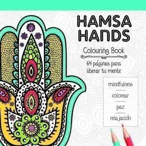 Hand van Fatima kleurboek 65 pagina's