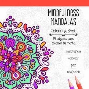 Mindfulness Mandala's kleurboek 65 pagina's