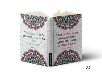 Mandala notitieboek A5