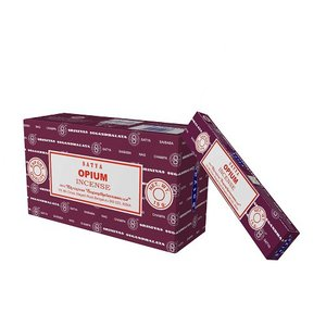 Satya Opium wierookstokjes 15gr