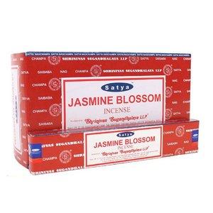 Satya Jasmine Blossom wierookstokjes 15gr