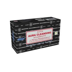 Satya Aura Cleansing wierookstokjes 15gr