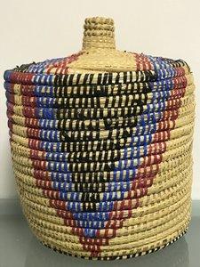 Berber mand groot Multicolor