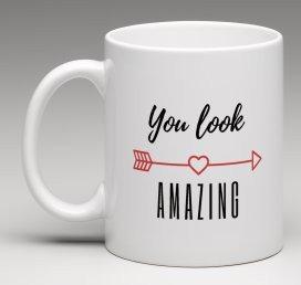 Koffietas/mok  You look amazing macha'Allah