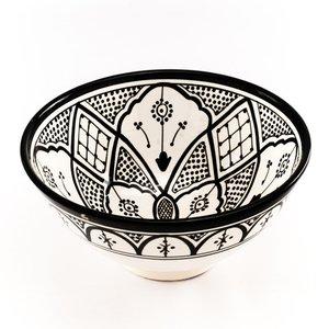 Kom aardewerk 40cm
