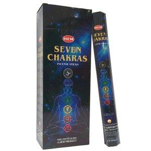 HEM wierook Seven Chakras