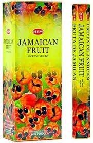 HEM wierook  Jamaican Fruit