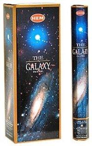 HEM wierook  The Galaxy