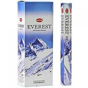 HEM wierook  Everest