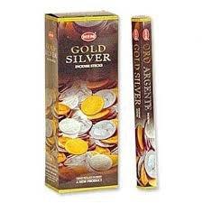 HEM wierook  Gold Silver