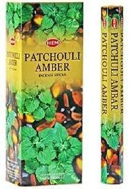 HEM wierook Patchouli Amber