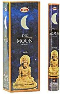 HEM wierook  The Moon