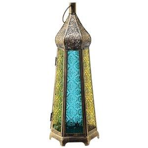 Oosterse lantaarn voor kaars