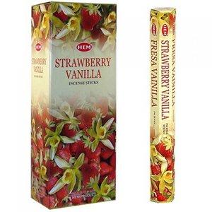 HEM wierook Strawberry Vanilla
