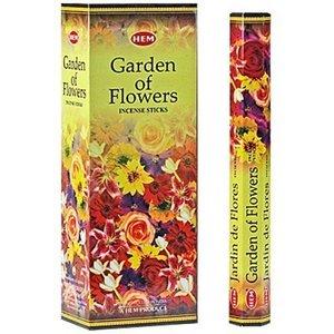 HEM wierook Garden of flowers